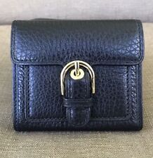 MICHAEL KORS COOPER ID BILLFOLD CARRYALL MEDIUM LEATHER WALLET