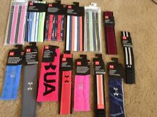 UA Under Armour Women's and Youth Headband Assorted Colors and Sizes Fits Most