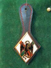 Insigne militaire : Légion étrangère, 1er régiment étranger DRAGO PARIS G1193