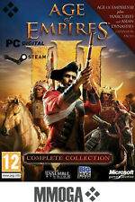 Age of Empires 3 III Complete Collection Key - PC Steam Codice Digitale - IT/EU