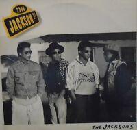 JACKSONS - 2300 Jackson St ~ VINYL LP PROMO