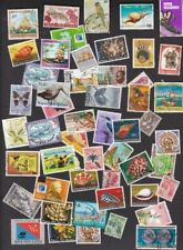 Papua New Guinea 51 Stamps From Dealer's Hoard Mint/Used **SALE**