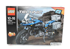Lego Technic 42063 BMW R 1200 GS Adventure 603 Pcs