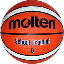 Molten Basketball G5 School Trainer Rubber Training Ball Bg5-St