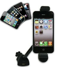 Car Mobile Holder For Apple iPhone 4S/4, 3GS, iPod Touch - With dock connection