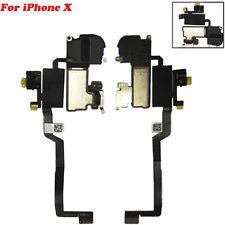 Light Sensor Proximity Earpiece Speaker Induction Flex Cable Cord For iPhone X