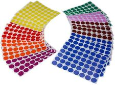 Craft Stickers For Kids Colorful Dot Labels For Children Fun Art Games 1536 Pack