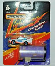 MATCHBOX LIGHTNING PORSCHE 935 TURBO WHITE
