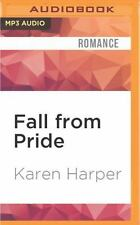 A Home Valley Amish Mystery: Fall from Pride 1 by Karen Harper (2016, MP3 CD, Unabridged)