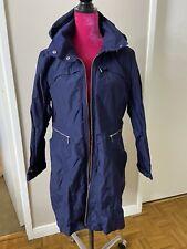 Cole Haan Navy Coat XL