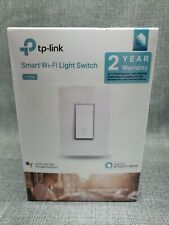 Tp-Link Kasa Smart Wi-Fi Light Switch Hs200 works w/ Alexa/Google Assistant New