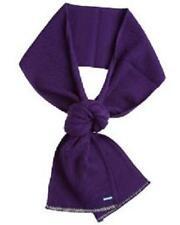 LULULEMON MARVELOUS MERINO knit WOOL SCARF O/S LOLO PURPLE