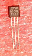 2 Pcs VP0300L New Siliconix MOSFET Channel Enhancement-Mode Transistor TO-92