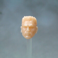 "MH436 Custom Cast Sculpt part Male head cast for use with 3.75"" action figures"