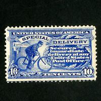 US Stamps # E6 XF Fresh OG neat HR Scott Value $230.00