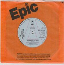 """Sinceros """"Worlds Apart/Girl I Realise"""" Epic 1979 7"""" PROMO Mint"""