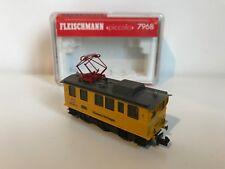Fleischmann 7968 N Gauge DB Rail Track Cleaning Loco 740 001-3