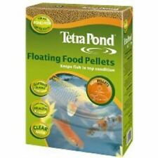 Tetra Pond Pellets Mini Complete Fish Food for Pond Fish Clear Water Health 4L