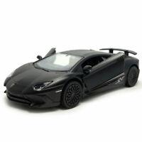 Lamborghini Aventador LP750-4 SV 1/36 Model Car Diecast Toy Kids Boys Black