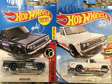 Hot Wheels MAZDA REPU Lot - JDM Pickup Truck - LOT OF TWO TRUCKS L🙈🙈K