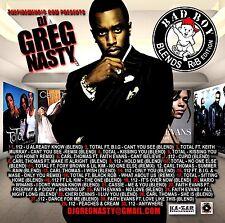 "DJ Greg Nasty -  ""Bad Boy Blends"" R&b Edition mixtape"