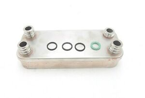 VAILLANT TURBOMAX PRO 24/2 E VUW 242/2-3 DHW PLATE HEAT EXCHANGER  065131