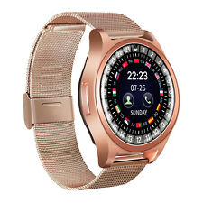 Smart Watch Bluetooth Wristwatch Sync Phonebook Call for Samsung S7 S9 S8 S10 LG