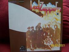 LED Zeppelin-II (LP/record 1971) release German