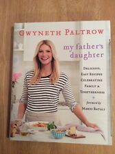 SIGNED - Gwyneth Paltrow My Father's  Daughter HC 1st + Pic Flyer