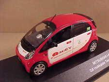J-collection 1/43 Diecast Mitsubishi I-MIEV, 2008 GB Hokkaido Summit  #JC177