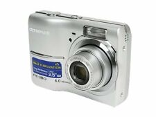 Olympus FE FE-180 6.0MP Digital Camera - Silver