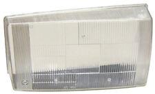 HEAD LIGHT LAMP LENS RIGHT PASSENGERS SIDE   VOLVO 240 HLPV082