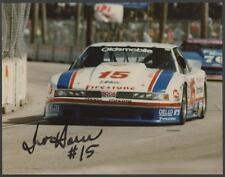 Irv Hoerr original signed 8x10 photo - Racing Great!