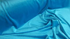Unbranded by the Metre Velvet Solid/Plain Craft Fabrics