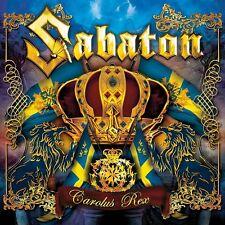 Sabaton - Carolus Rex Vinyl LP Heavy Metal Sticker, Magnet