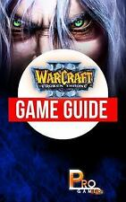 Warcraft 3 the Frozen Throne Game Guide (Paperback or Softback)