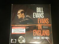 "BILL EVANS EVANS IN ENGLAND 12"" 2LP 180 GRAM VINYL RSD 2019 RECORD STORE DAY"