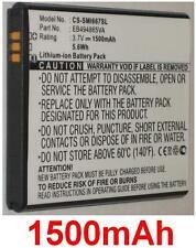 Battery 1500mAh type EB494865VA EB494865VO For Samsung SGH-I667 Focus 2