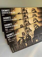 2 Tickets STEHPLATZ INNENRAUM - Böhse Onkelz - CHEMNITZ 07.05.2020 verlegt !!!