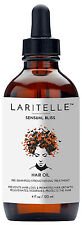Laritelle Organic Hair Growth Treatment Sensual Bliss 4 oz