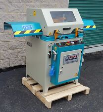 *b116* ASLAN MACHINE HeavyDuty Automatic Miter Upcut Saw for Aluminum,Vinyl,Wood