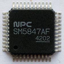 SM5847AF High-Fidelity Audio Digital Filter SM5847