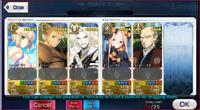 Fate Grand Order Starter Account FGO NA English 5* Gilgamesh & 3 SSR
