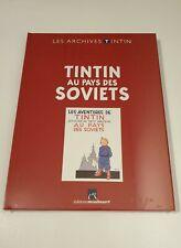 Archives Tintin - Tintin au Pays des Soviets - Hergé - NEUF SOUS BLISTER
