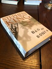 Bag of Bones - Stephen King - First Edition - Hardcover