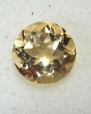 Yellow Citrine natural gemstone..2.64 Carat..9 mm x 5.8 mm gem