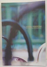 LOUIS VUITTON 'le catalogue maroquinerie' book bags paperback publication photos