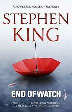 End of Watch by Stephen King (Hardback, 2016)