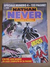 NATHAN NEVER Speciale n°4 Edizione Bonelli    [G364] con albo