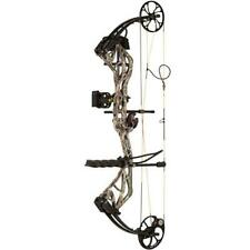 @NEW@ 2021 Bear Species RTH Compound Bow Hunting Package! Strata Camo RH 55-70lb